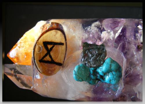 quartz amethyst