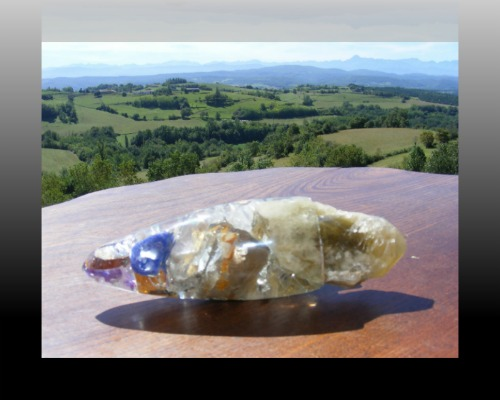 wu chi himalayan quartz
